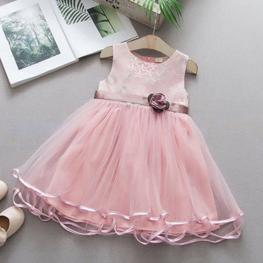 Little Princess Summer Dress - Kids & Babies