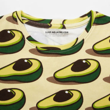 Long Sleeve T-shirt YOU'RE THE AVOCADO TO MY TOAST - Long