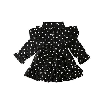 PUDCOCO Christmas Toddler Kid Baby Girl Clothes Ruffle Swing