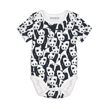 Short Sleeve Baby Bodysuit YOU CAN'T SIT WITH US - Short