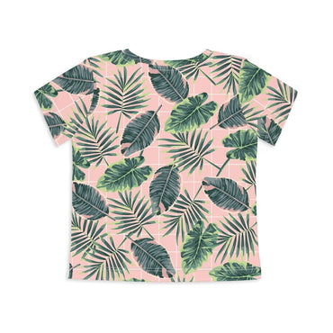 Short Sleeve T-shirt TROPIC LIKE IT'S HOT - Short Sleeve
