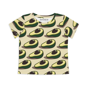 Short Sleeve T-shirt YOU'RE THE AVOCADO TO MY TOAST - Short