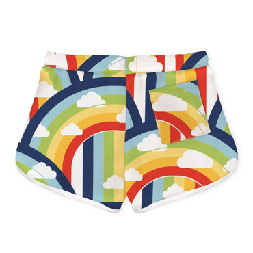 Trim Shorts SOMEWHERE OVER THE RAINBOW - Girls Shorts