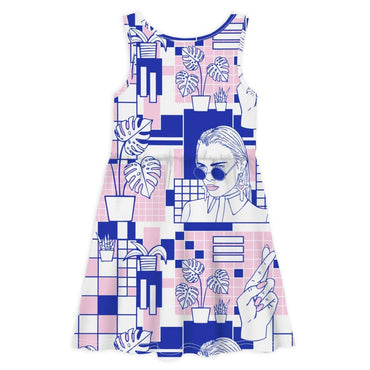 Vest Dress I'M NOT SHY I JUST DON'T LIKE YOU - Dress