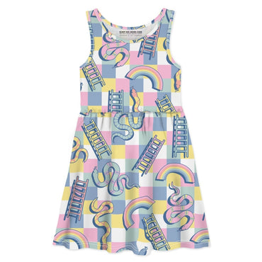 Vest Dress SNAKE IT TILL YOU MAKE IT - Dress