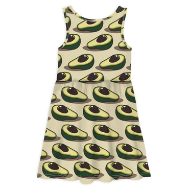 Vest Dress YOU'RE THE AVOCADO TO MY TOAST - Dress